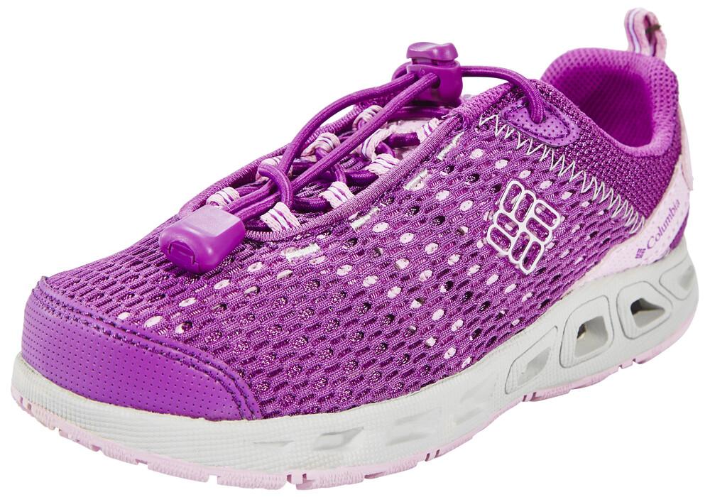 Columbia Drainmaker Iii Shoes Youth Razzle Pink Clover Campz De